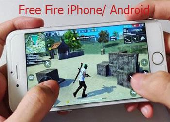 Hướng dẫn cài đặt Free Fire trên điện thoại iPhone / Android